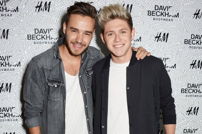 Niall Horan Receives Birthday Love From 1D Bandmate Liam Payne