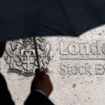 European stock markets edge higher