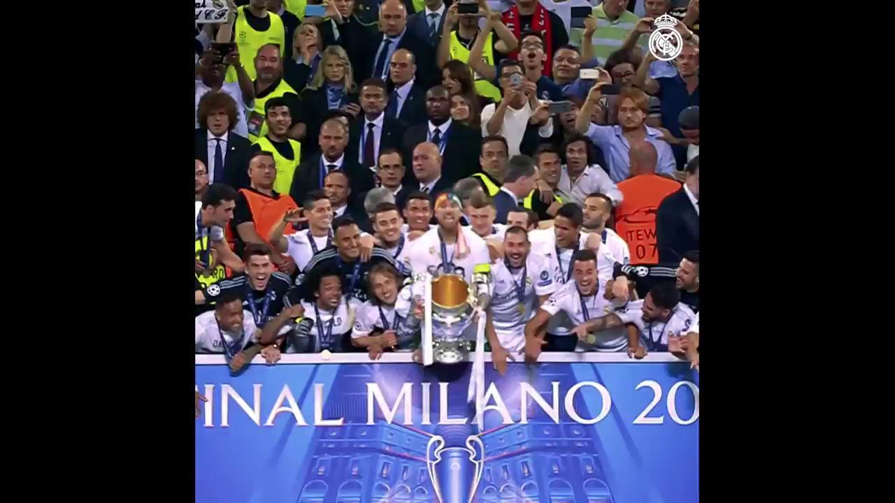 ��⚽�� #RMUCL ¡Ha llegado la hora de escribir otro capítulo en la Champions League!  #LAUNDECIMA #CHAMP12NS https://t.co/M9iv4mmslA