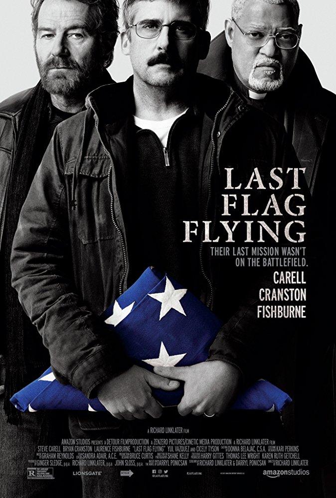 Their last mission wasn't on the battlefield. �� https://t.co/oAUSohREIh #LastFlagFlying https://t.co/iHbGgh0Uz5