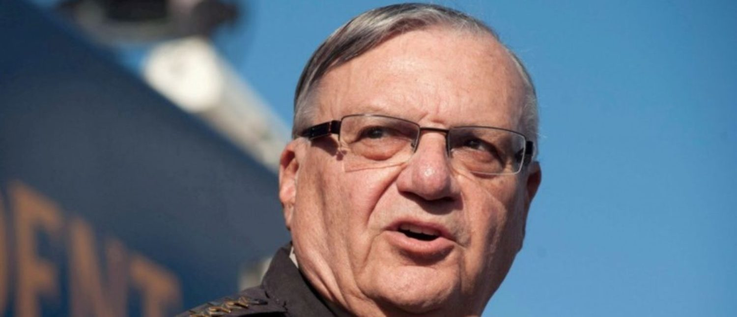 It Looks Like Sheriff Joe's Criminal Conviction Will Be Quashed https://t.co/nfarBuO2yy https://t.co/Y1aXuTe28X