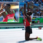 Woman sues Olympic Champion Conseslus Kipruto for child neglect