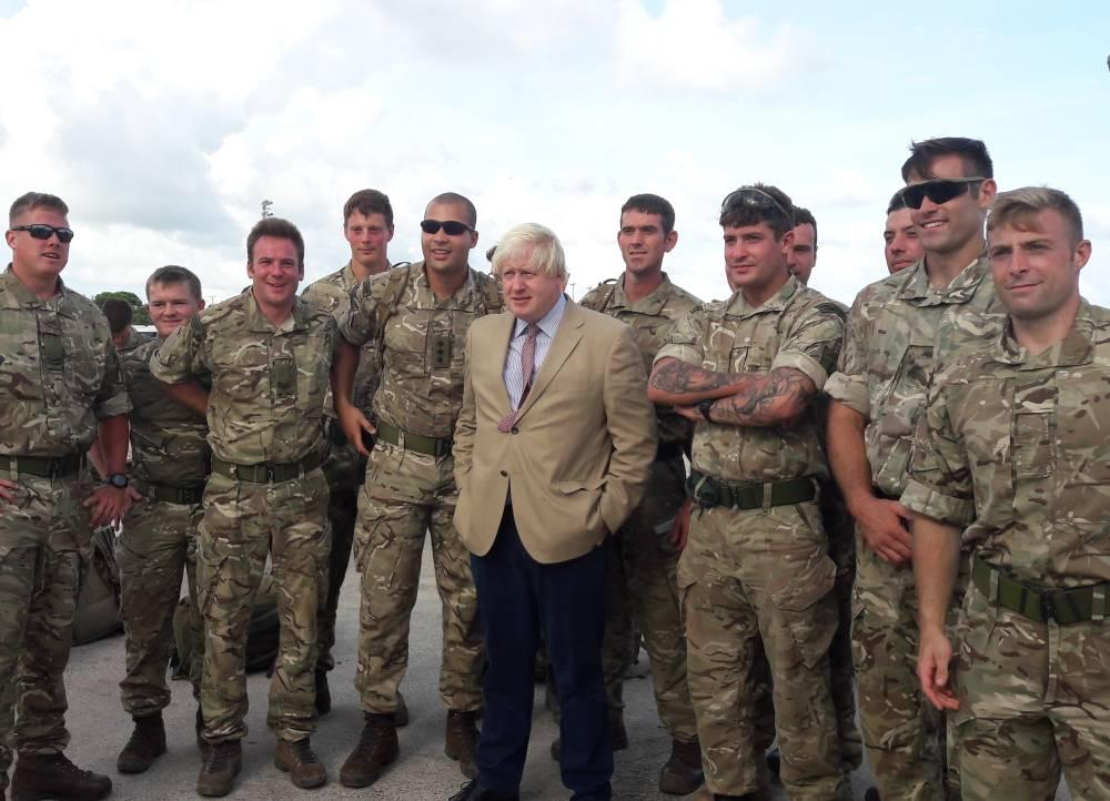 British foreign secretary visits Anguilla and British Virgin Islands