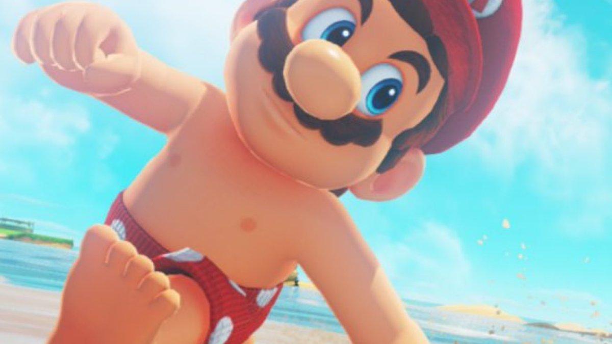 RT @AquaAzeem: MARIO HAS NIPPLES AND IDK WHAT TO DO #NintendoDirect https://t.co/tlLLhzIris