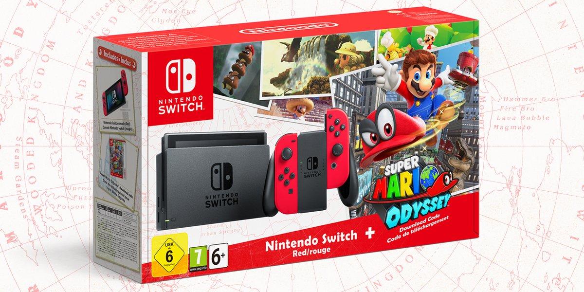 RT @Gustarfox: El vendeconsolas. El vendejuegos. El vendevidas. #NintendoDirect #SuperMarioOdyssey #NintendoSwitch https://t.co/D4pK0rM7Z6