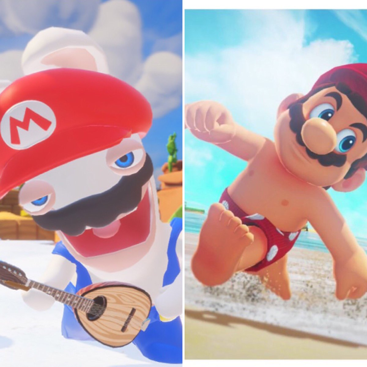 RT @CoolCatLilyZ: You vs The Guy She Says Not To Worry About #SuperMarioOdyssey #NintendoDirect https://t.co/79W1WdS2j7