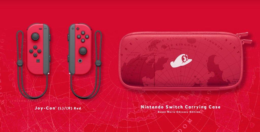 RT @gamespot: #NintendoDirect: New Super Mario Odyssey Nintendo Switch bundle revealed https://t.co/fonfO6dPUy https://t.co/6x3LLV4o8m