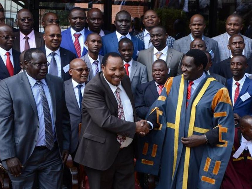 Sh10.8m Mombasa trip for new new Kiambu MCAs' 'induction'