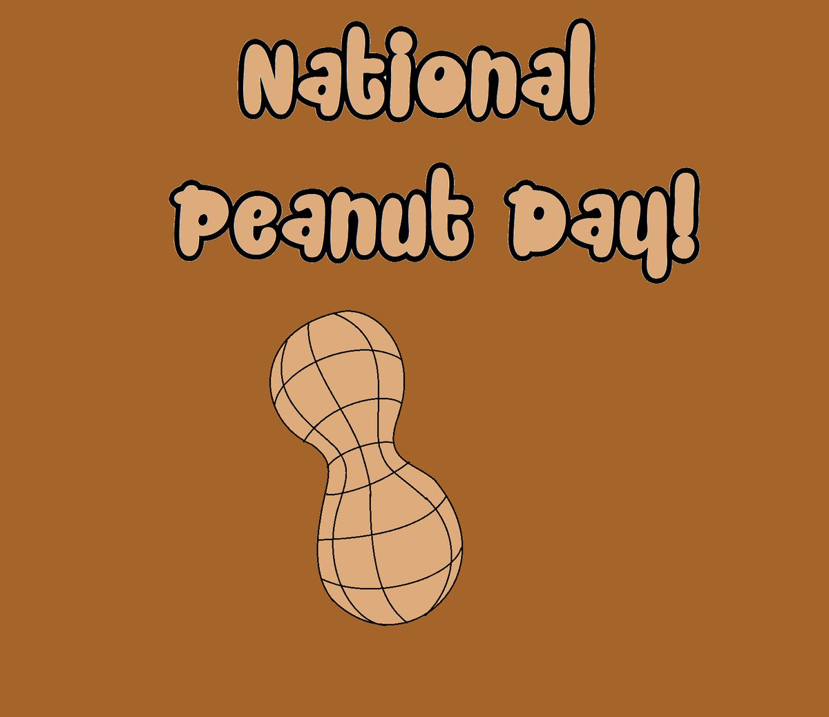 Happy National Peanut Day! #NationalPeanutDay #AmosAnimation #PeanutDay #Peanut #Legume https://t.co/gGFk8uj95s
