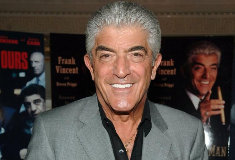 'The Sopranos' actor Frank Vincent dead at 78 https://t.co/PLqnkwrIzm https://t.co/uZMlm4EPMW