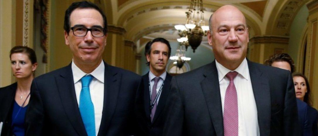 Conservatives Fear Trump Will Burn Them On Tax Reform, Too https://t.co/vADW74ey1w https://t.co/qqmTdWdObq
