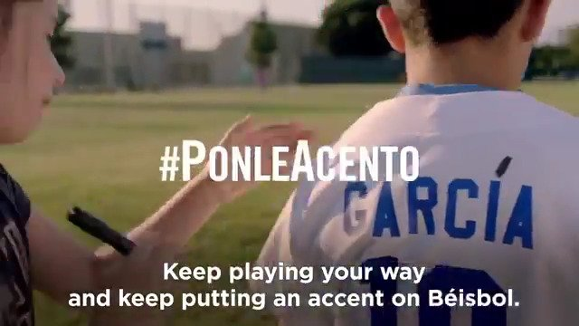 Because there's no right or wrong way to play. #PonleAcento #HispanicHeritageMonth �� https://t.co/ejnEnXY4Ml