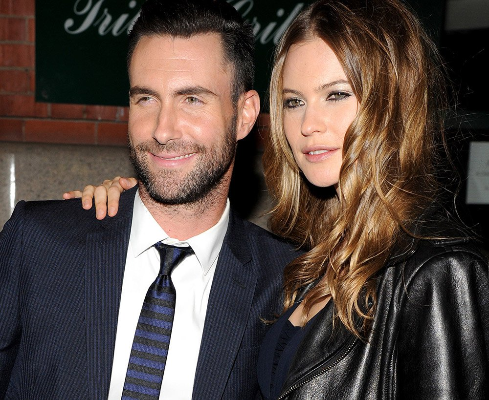 .@AdamLevine and wife @BeePrinsloo are expecting baby #2! See their Instagram announcement: https://t.co/8xc65XuHSu https://t.co/OFJ79AJWl9