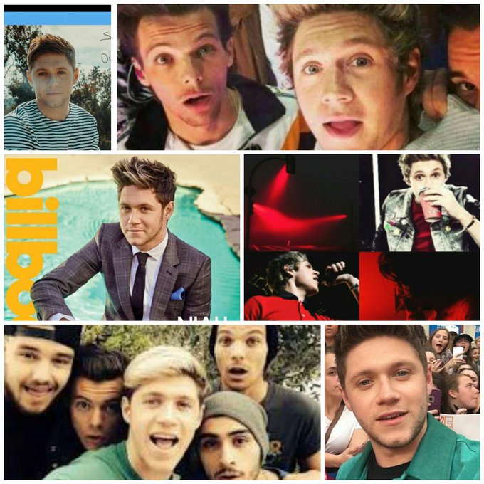 made by Happy birthday niall horan