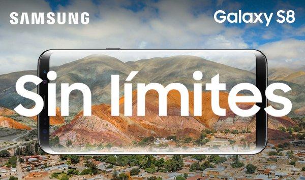 SamsungArg samsung galaxy s8