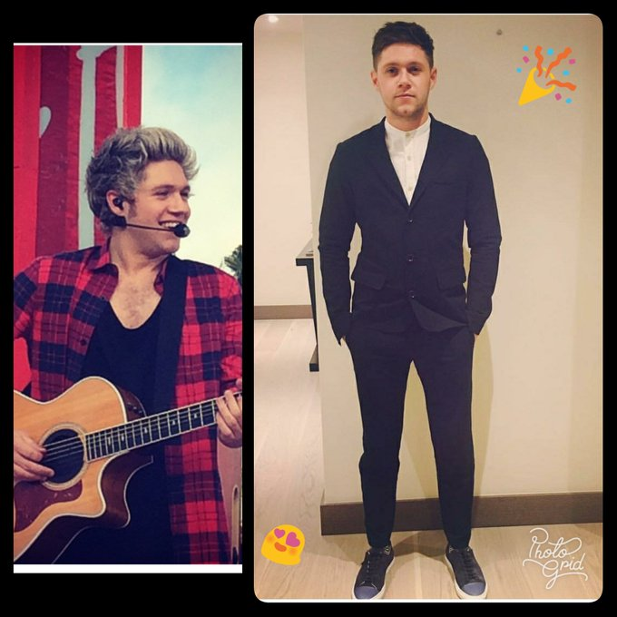 Happy birthday to our dear Niall Horan