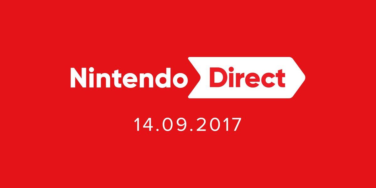 RT @NintendoNL: Over twintig minuten begint de nieuwe #NintendoDirect https://t.co/bcjY9UPm8w https://t.co/o5Vorneiiv
