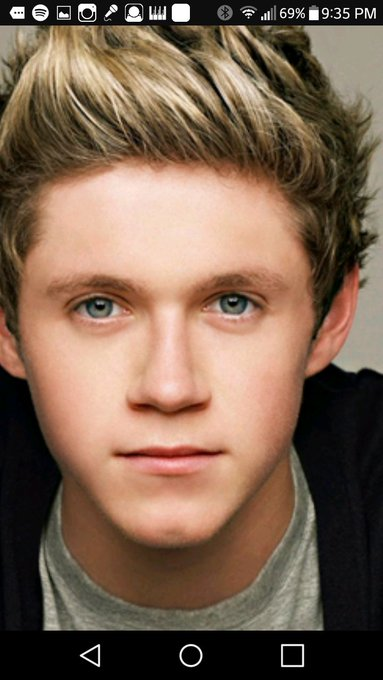Happy birthday to the most loving caring handsome and most funny boy ever happy b day  Niall horan