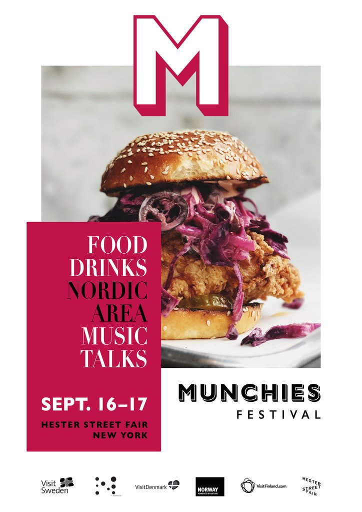 Join @munchies for a weekend of music, drinks, and all the Nordic food you can handle: https://t.co/H22iYSnJO6 https://t.co/0xy3BB2KQ8