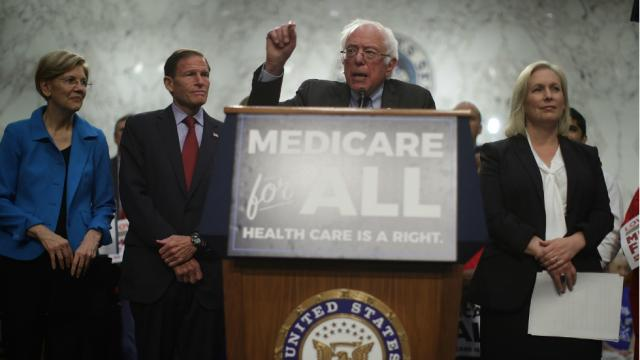 NEW: Five things to know about Sanders's single-payer plan https://t.co/YFKX2KChzp https://t.co/LiZry1AQtO