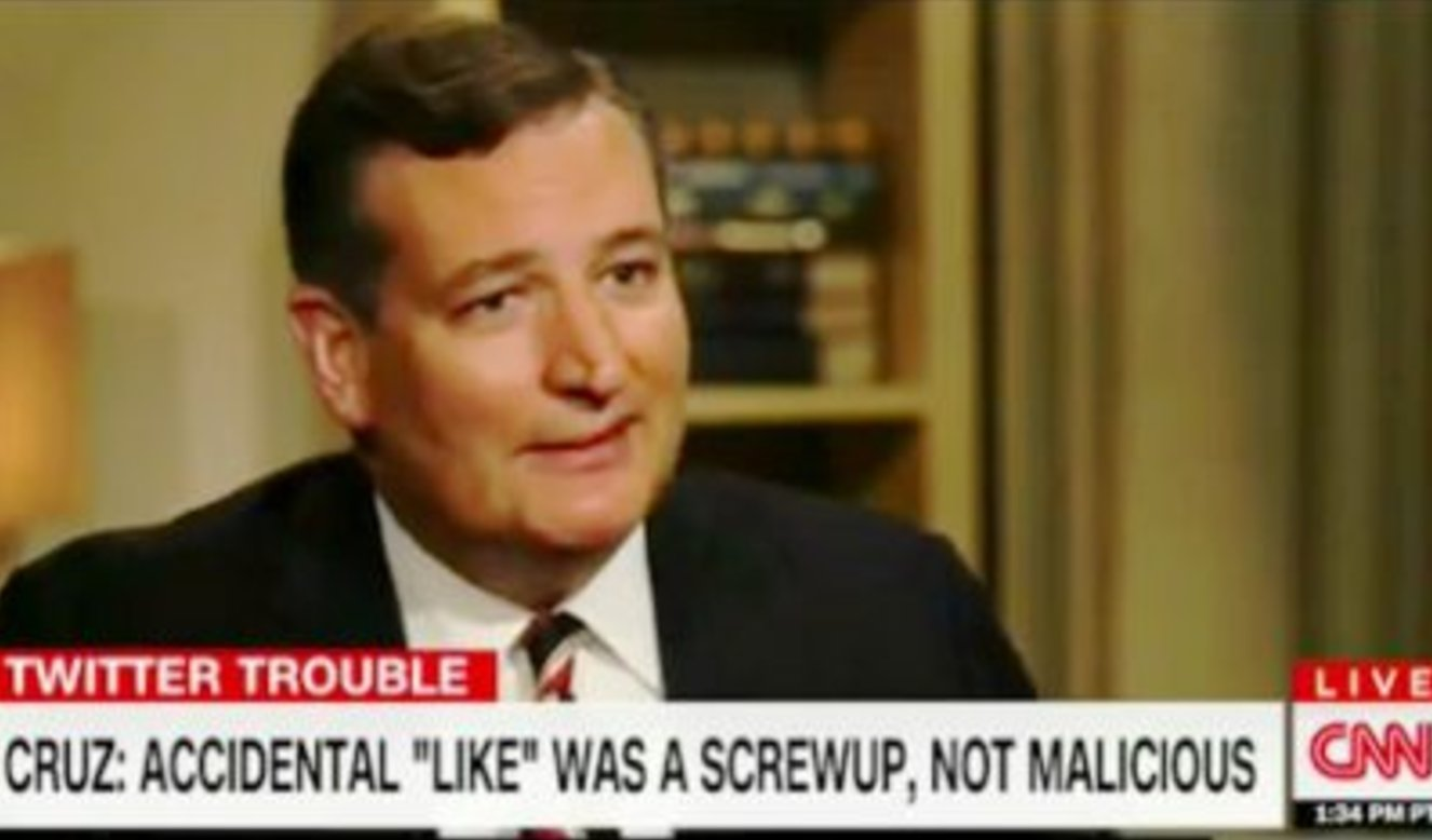 Ted Cruz's Master Stroke: 'The Media and the Left Seem Obsessed With Sex!' https://t.co/8p3t1xV21Q (VIDEO) https://t.co/7A17j4RppF