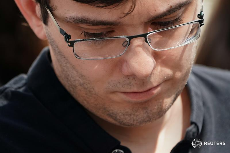 Martin Shkreli ordered jailed for online bounty on Hillary Clinton's hair: https://t.co/oyGIffKKnv via @brenpiers https://t.co/Xh1ZT00sME