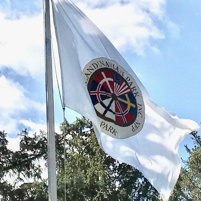 #VASA #Scandinavian Park #WorldFlags #CommunityParksFlagDusplay #SouthElgin #FoxRiver #Flags https://t.co/dVCVzySp9I https://t.co/tImDMEmp6l