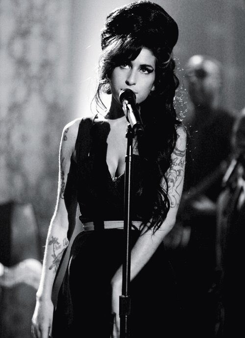 Happy Birthday my Queen, Amy Winehouse    You are still going back to black