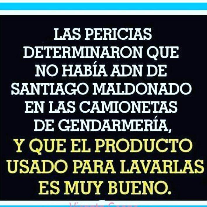 #ElDiario  @C5N  @VHMok  #DondeEstaSantiagoMaldonado ? https://t.co/gzMkCl8icI