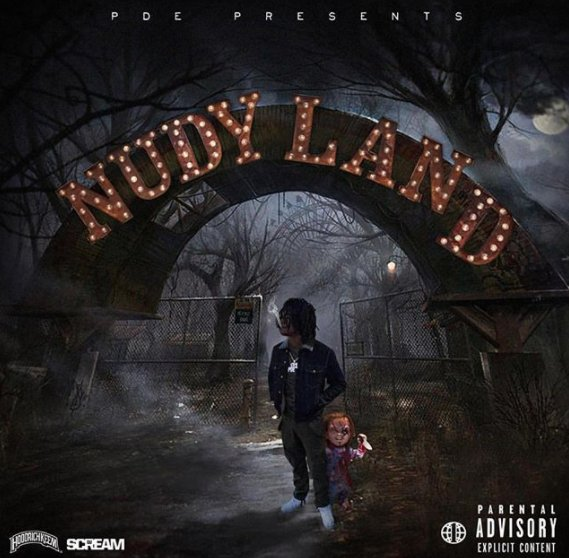 .@PDE_YOUNGNUDY's new mixtape Nudy Land is here. https://t.co/SepTJ1RpWA https://t.co/iV5p49aa8W