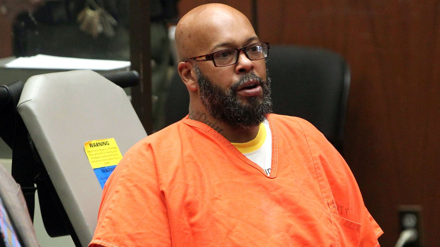 Suge Knight's fiancée and business partner have been charged with violating a court order https://t.co/2UYv4rIHr4 https://t.co/oentoMGvSY
