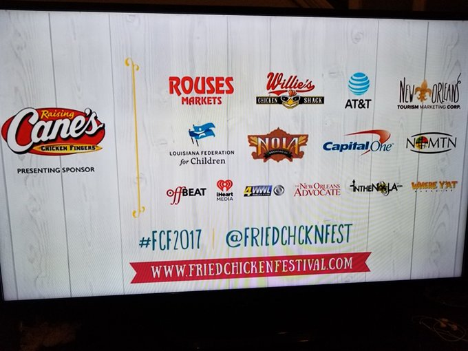 @slinganswers you seriously need to do something about the VOLUME of this @Raising_Canes commercial!