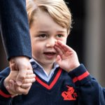 Undercover cops arrest woman outside Prince George's school as royals vow he'll still attend classes