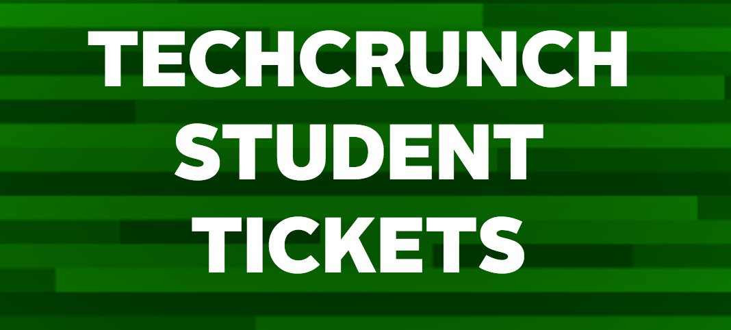 Student tickets for Disrupt SF close on Thursday! Get your tickets today! https://t.co/jKg3yqWGgI #TCDisrupt https://t.co/KUy1P8SFQS