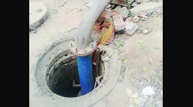 Metro 3 work: Cuffe Parade society complains of contaminated drinking water supply