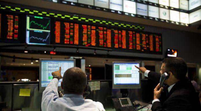 Brazil's Bovespa Stock Market Registered Record Volume
