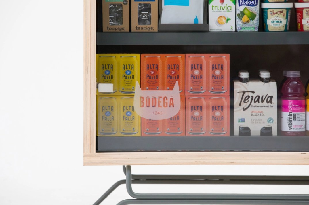 Bodega raises $2.5M to build a smart store kiosk in your apartment building https://t.co/WOCZGuaziU https://t.co/6c9cymXWO3