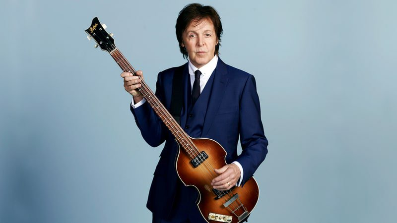 Paul McCartney's 40 greatest solo songs https://t.co/038uXS2VzT https://t.co/V4aqyOZNVX
