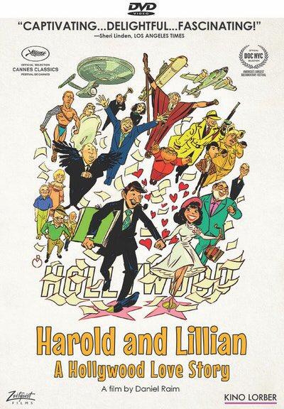 #HaroldAndLillian