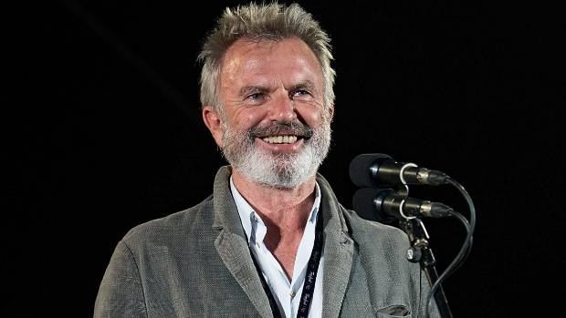 Happy Birthday Sam Neill, 70 today