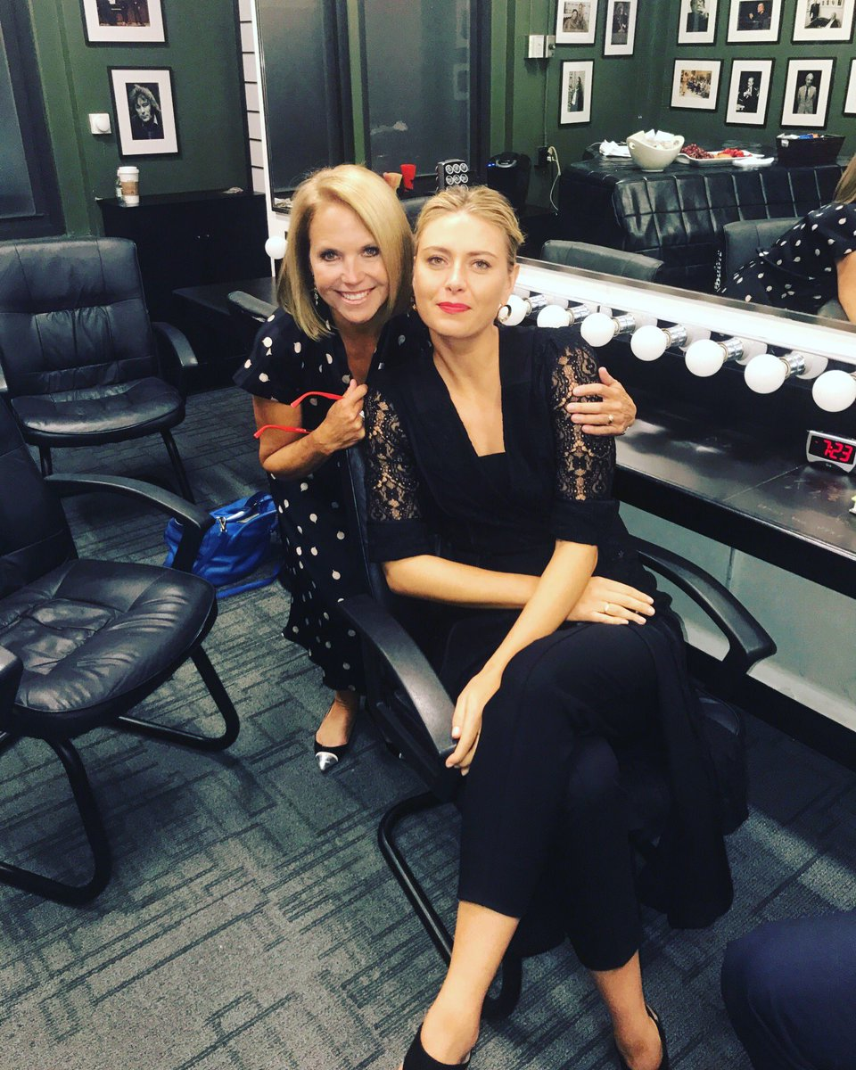 An evening with @92Y in conversation with @katiecouric #UNSTOPPABLE https://t.co/70c2gq5brq