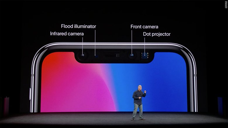 The new iPhone X can be unlocked with your face. But how secure is the technology?