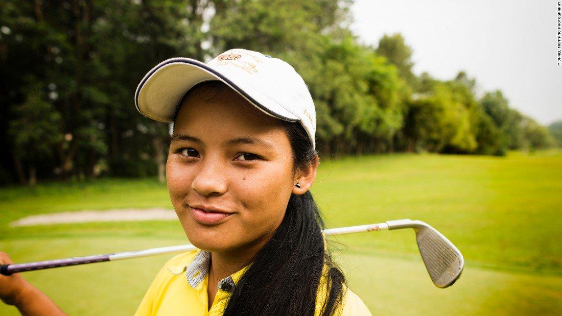 Meet Pratima Sherpa, the teen golfer making history for Nepal (Via @cnnsport) https://t.co/ty6f3qnppq https://t.co/9vY6Fpt1v9