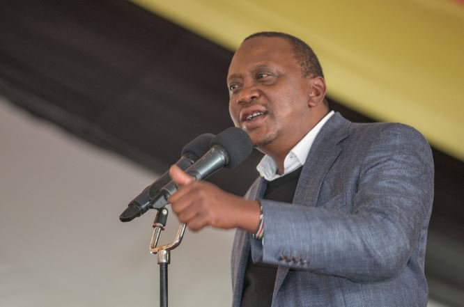 You can count on our votes, women from Trans-Nzoia County assure President Kenyatta