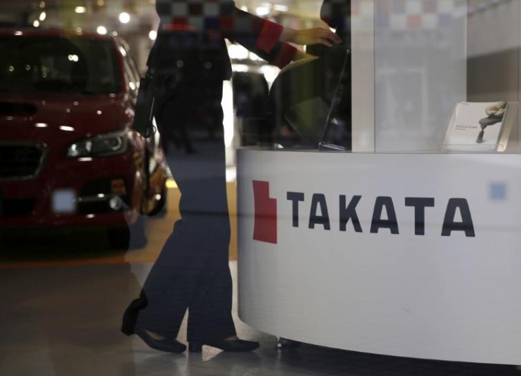 VW, China partners to recall 4.86 mln vehicles over Takata air bags: watchdog