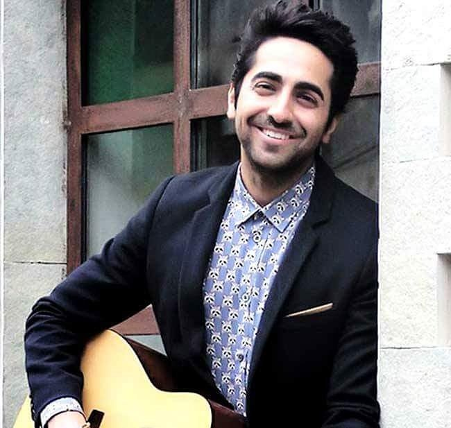 Wishing Ayushmann Khurrana, A Handsome Indian film actor and singer A VERY HAPPY BIRTHDAY