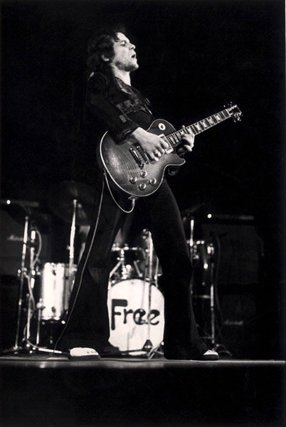 Happy Birthday Paul Kossoff (Free) R.I.P