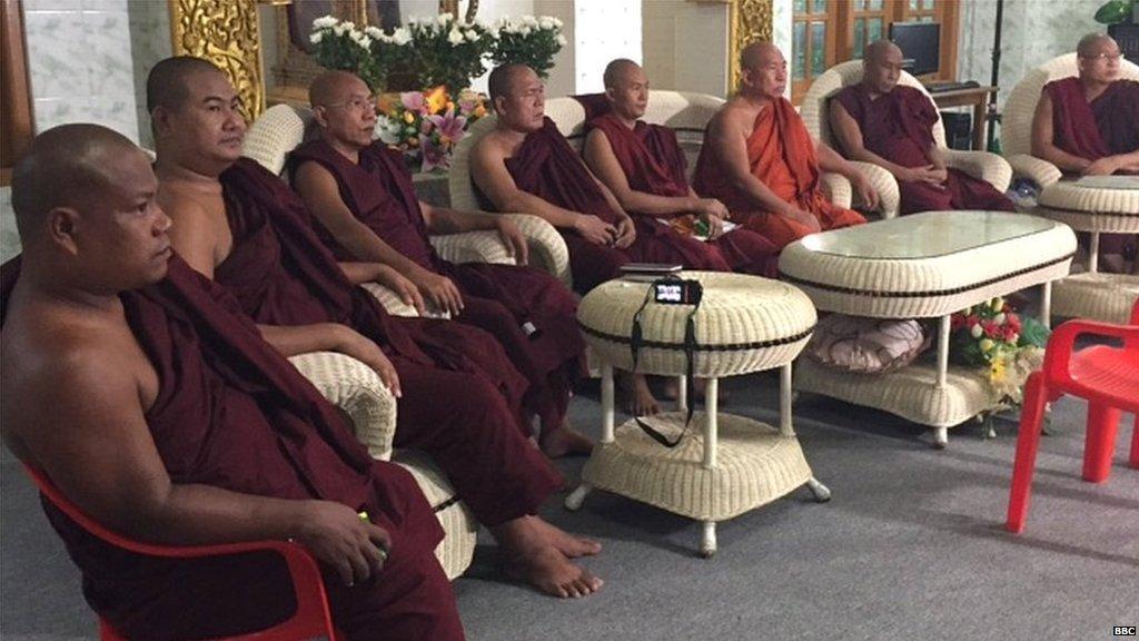 'Suu Kyi is right.'   Meeting Myanmar's hardline Buddhist monks: https://t.co/LypOHsLOA4 #RohingyaCrisis https://t.co/w5K35I5IkL