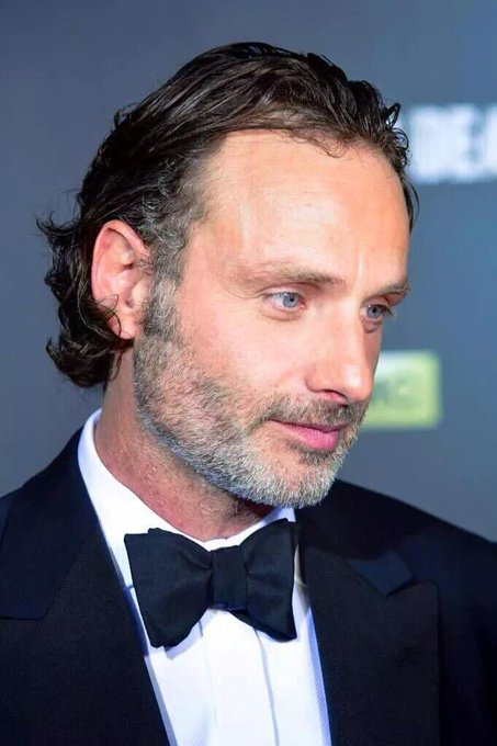 Happy birthday to the love of my life aka andrew lincoln I love you
