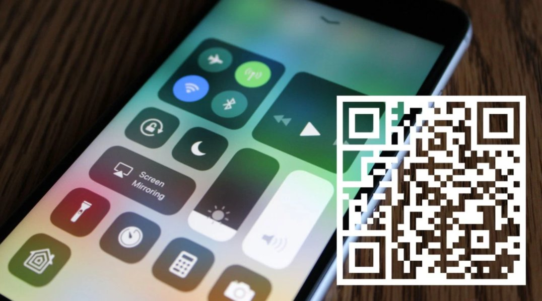 iOS 11 is a second chance for QR codes and NFC to hit it big https://t.co/9f87bNdWWc https://t.co/5c7UzJAwjN
